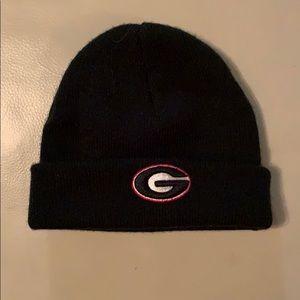Toddler UGA / Nike winter hat